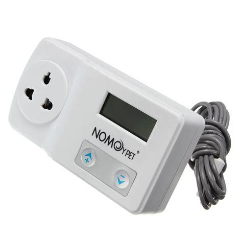 Thermostat For Reptile Heat Mat by Thermostat Reptile Lizard Snake Aquarium Tank Incubator