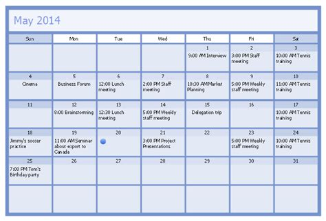 calendar flowchart business calendar exle business calendar how to