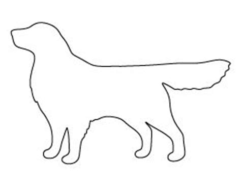 Ebay Template Vorlagen Golden Retriever Pattern Draw Zentangle Zendala