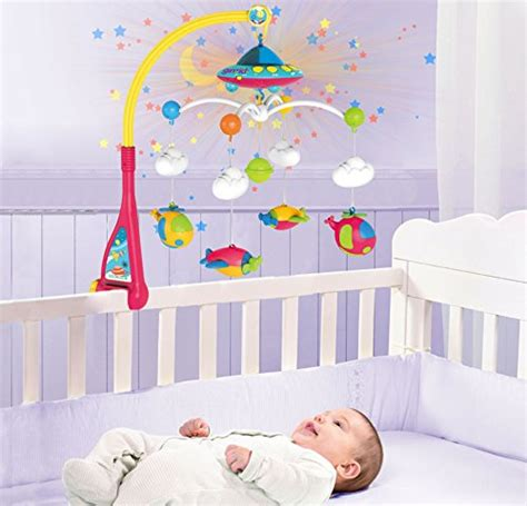 Crib Projector Mobile by Awardpedia Dreams Crib Mobile