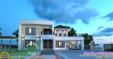 kerala home design dubai majestic home design by aaakriti kerala home design and