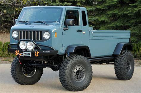 concept jeep truck jeep pickup concepts pre safari off road off road wheels