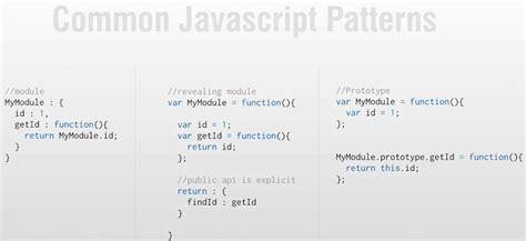 javascript prototype pattern vs module notlarimdan javascript