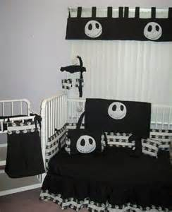 nightmare before themed nursery for my army of