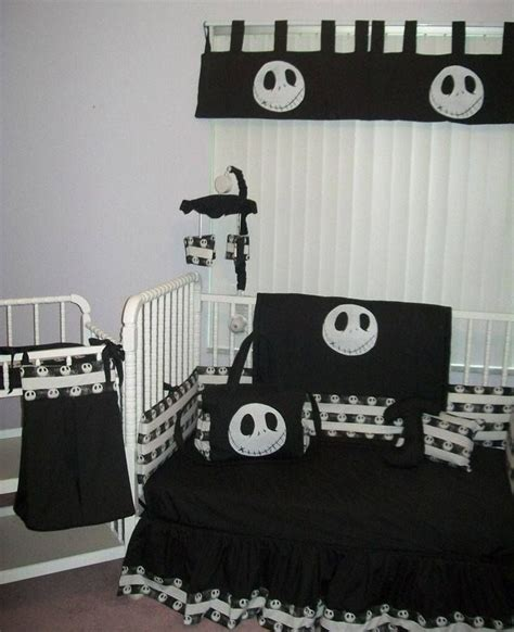 nightmare before christmas themed nursery for my army of
