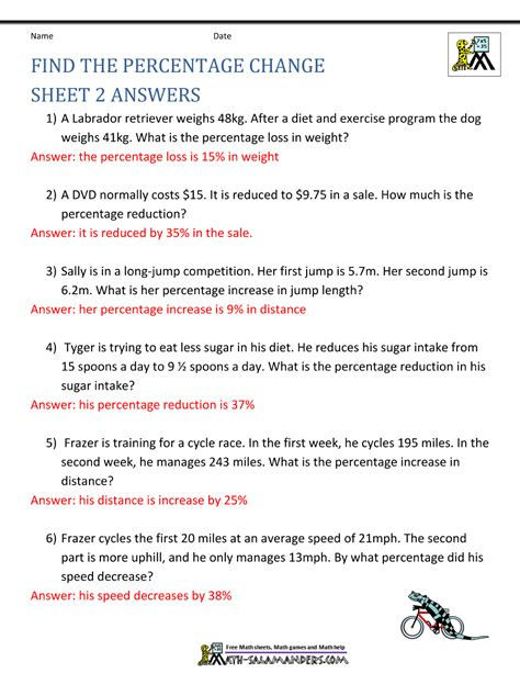 now that 70 percent of job searches are conducted online and percentage increase and decrease worksheet breadandhearth