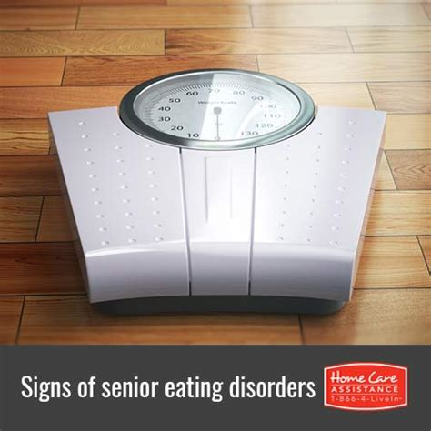 signs of comfort eating warning signs of a senior eating disorder