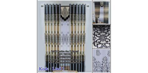 Gorden Gordyn Korden Tirai Blackout 100 Import Original 23 katalog kain gorden blackout terbaru model gorden rumah minimalis modern terbaru