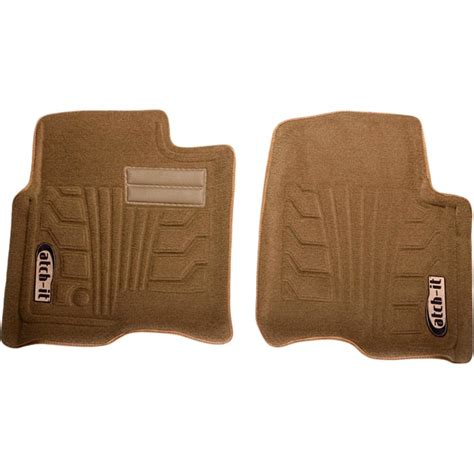 new nifty products floor mats front tan vw volkswagen