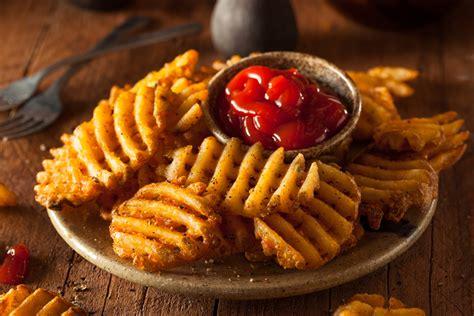 Pisau Wavy Kentang Goreng unik 7 jenis kentang goreng yang wajib kamu tahu sebelum memesan