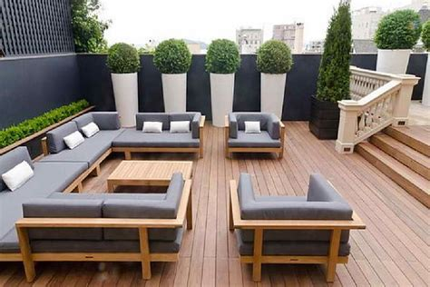 modern backyard furniture modern outdoor sofa sets cozysofa info