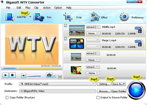 how to convert wtv to mp4 or any other video formats how to convert wtv to avi mp4 mkv wmv mpg and mov