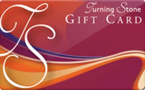 Casino Gift Card - buy turning stone resort casino gift cards raise