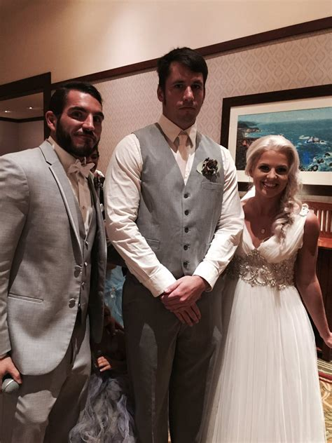 Candice By Okada johnny gargano and candice lerae tie the knot photo gallery