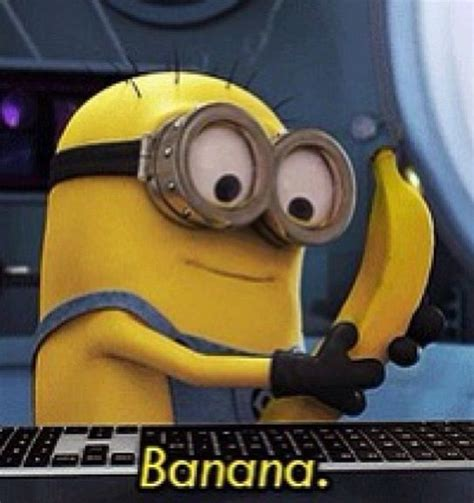 Minions Banana Meme - banana pictures photos and images for facebook tumblr
