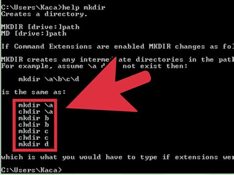 how to your commands how to find all commands of cmd in your computer 8 steps