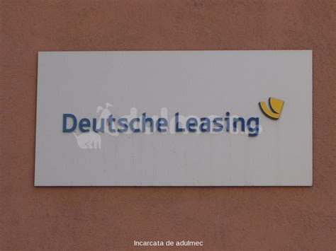 deutsche bank leasing deutsche leasing leasing din bucuresti urbo