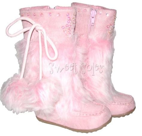 my is pink pink winter boots
