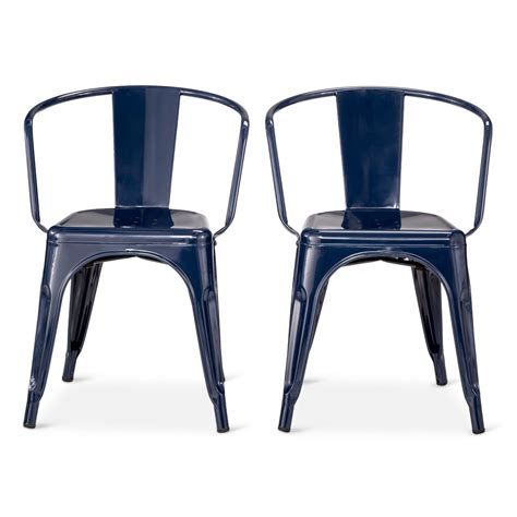 back chair while pull up the carlisle low back metal dining chairs from