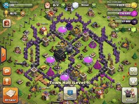 best wall pattern in clash of clans top 10 tips clash of clans guide