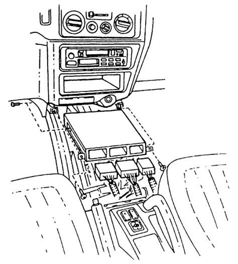 transmission control 1995 isuzu trooper parking system repair guides electronic engine controls electronic control module ecm autozone com