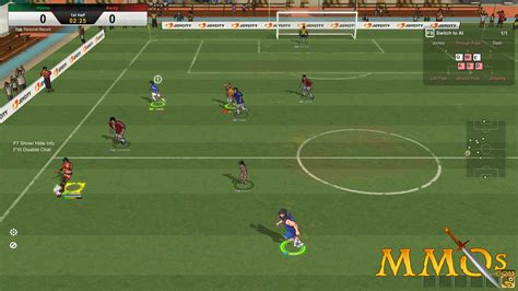 fb games freestyle football game review