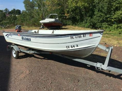 sylvan aluminum boats for sale used freshwater fishing sylvan boats for sale boats