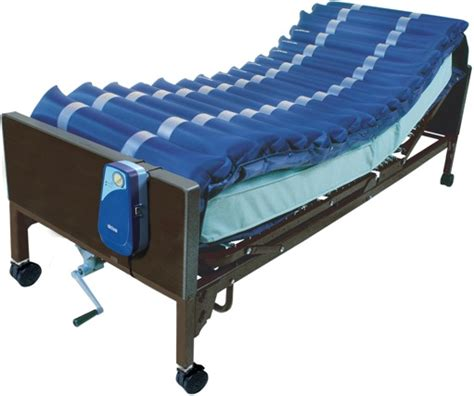 drive med aire low air loss mattress overlay system with app 5 quot 14025n econocare