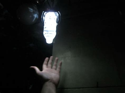Turn Your Empty Plastic Bottles Into Solar Powered Water Bottle Solar Light