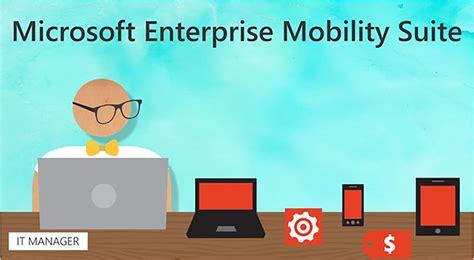 Microsoft Sweet Enterprise Mobility Suite Microsoft Partner Network