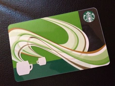 Starbucks Personalized Gift Card - enter to win a 100 starbucks gift card