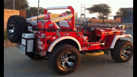 indian jeep modified top 10 best modified jeeps in india