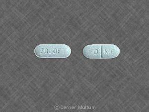 zoloft 50 mg pill zoloft sertraline drug side effects interactions and