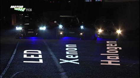 xenon lights vs led led vs xenon hid headlights which are better autos post
