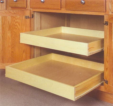 Roll Out Shelf Racks by Cabinet Accessories Fdcabinets