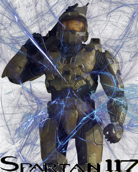 Halo 4 Poster Kayu 30x22 halo 3 poster by supermasterchief99 on deviantart