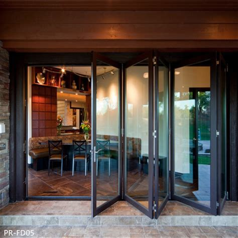 outdoor doors outdoor aluminum folding doors