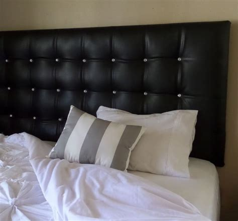 diamond tufted headboard with crystal buttons crystal button headboard inside stella tufted white modern