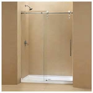 32 inch shower door dreamline dl 6626c 07cl enigma z fully frameless sliding