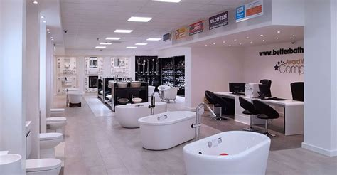 betterbathrooms com better bathrooms cardiff showroom