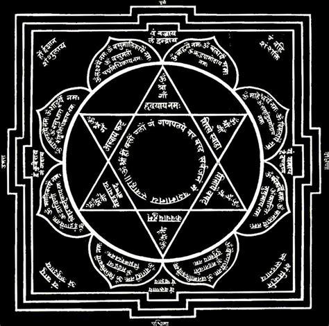 ganesh yantra tattoo kamala ganesha yantra 마녀 pinterest 마녀