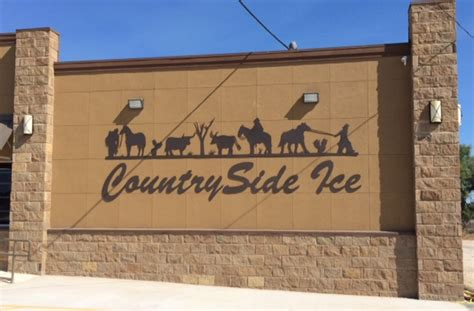 mireles ice house countyside ice photo blog see my latest custom metal art projects
