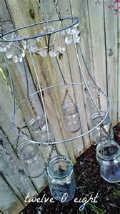 Outdoor Chandelier Diy Diy Outdoor Chandelier Ideas Home Garden Design
