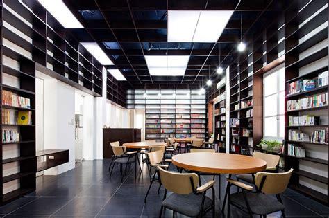 design center hanoi worklounge 03 completes japan foundation center library