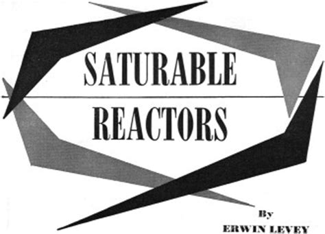 saturable reactor is basically a saturable reactor is basically a 28 images obsolete technology tellye rex 20rm111 chassis