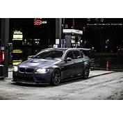 Blue BMW Cars E90 Black Tuning Wallpaper  1600x1067