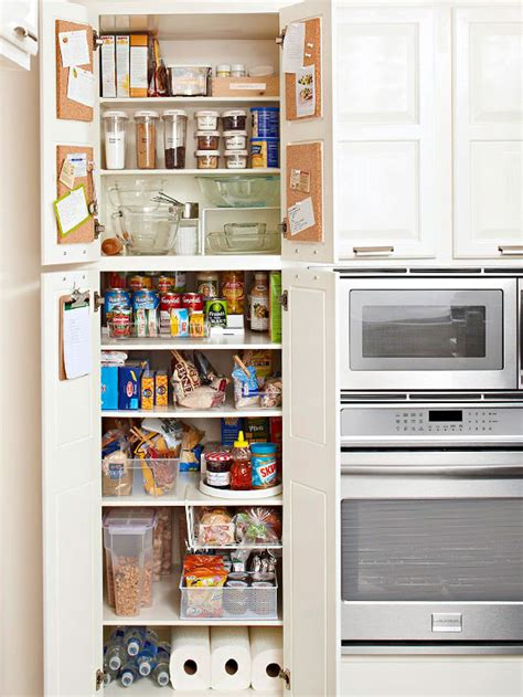 kitchen organization top tips for kitchen pantry organization