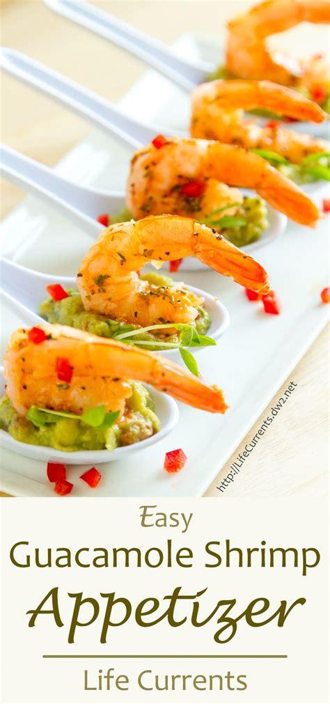appetizers shrimp guacamole shrimp appetizer recipe will help you the