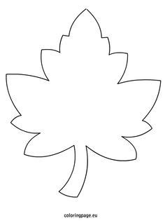Simple Leaf Template by Best Photos Of Simple Leaf Template Simple Fall Leaf