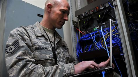 air force career detail cyber transport systems